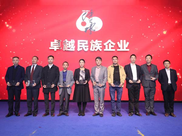 卓越民族企业颁奖典礼